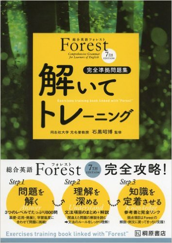 Forest解いてトレーニング