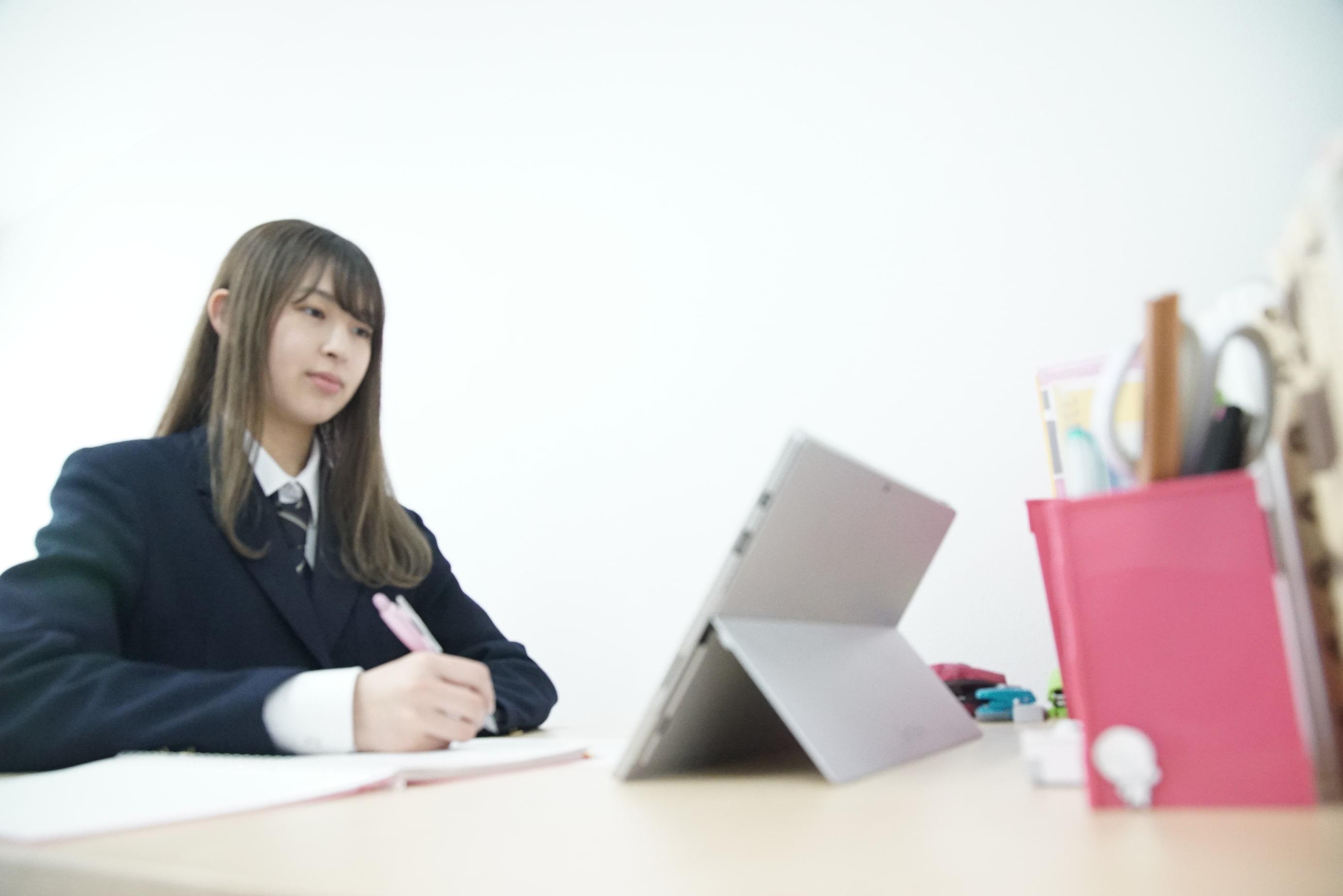 映像授業の写真